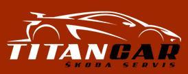 Logo titancar-skoda.cz