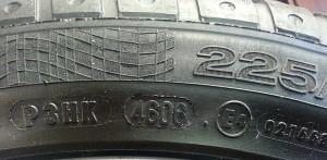 Jak poznat stáří pneumatiky?